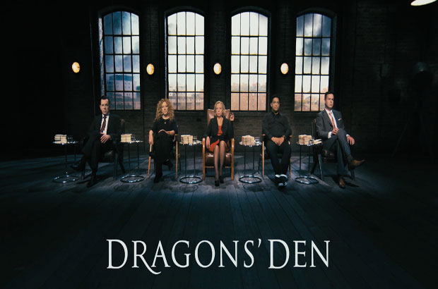 Image of the Dragons in the den.