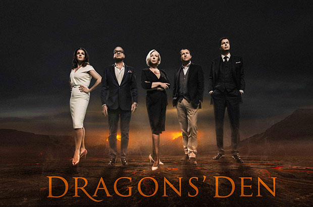 Image of series 13 Dragons.