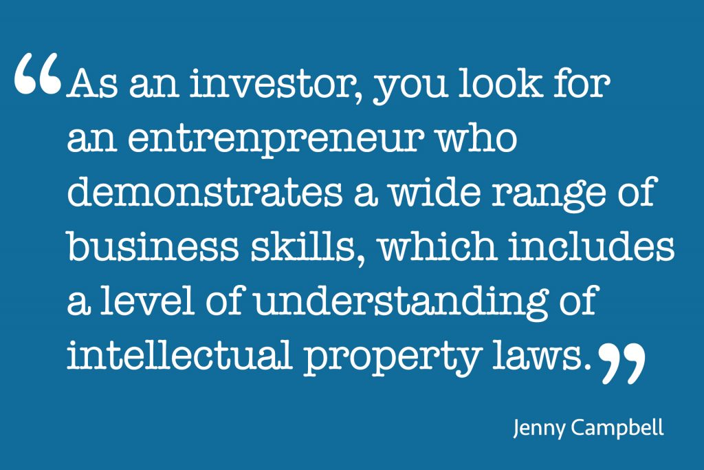 Quote from Jenny Campbell