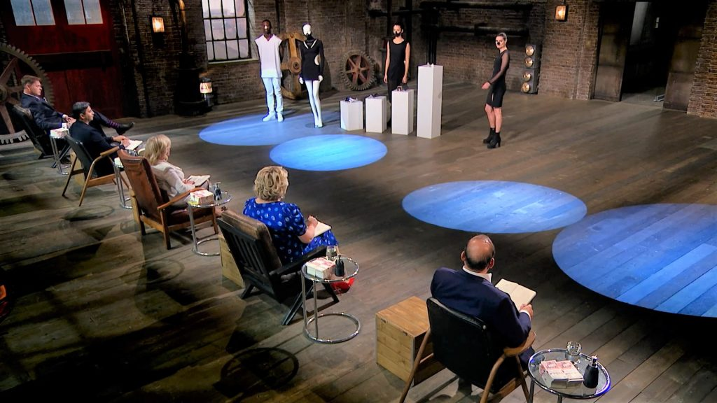 BeNosy product demo in the Dragons' Den